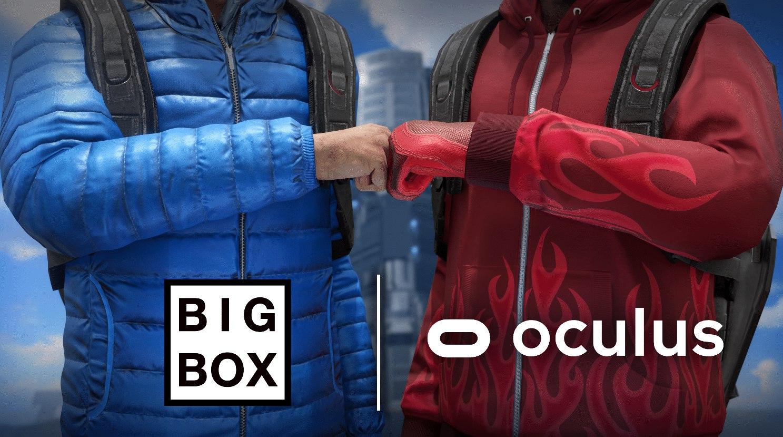 Facebook покупает BigBox VR, производителя этакого фортнайта в мире VR - POPULATION: ONE. Честно говоря это наверное самая лучшая и точно одна из популярнейших игр для Oculus Quest 2. Эта же компания выпускает и куда менее популярный, но тем не менее круто